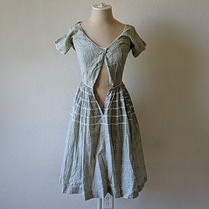 Vinatge 50s LANZ dress